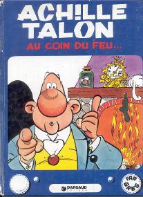Au Coin du Feu - (Achille Talon 12)
