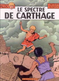 Le Spectre de Carthage - (Alix 13)