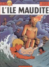 L'Ile Maudite - (Alix 3)