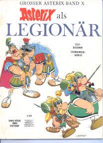 Als Legionär - (Asterix 10)