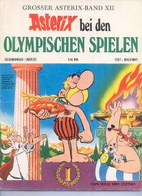 Bei den Olympischen Spielen - (Asterix 12)