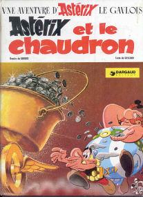 Et le Chaudron - (Asterix 13)