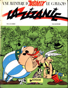 La Zizanie - (Asterix 15)