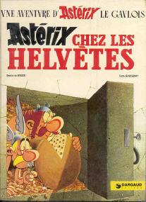 Chez les Helvetes - (Asterix 16)