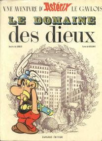 Le Domaine des Dieux - (Asterix 17)
