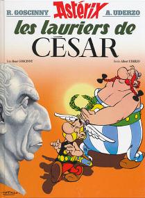 Les Lauriers de César - (Asterix 18)