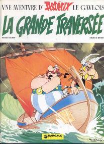 La Grande Traversée - (Asterix 22)