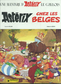 Chez les Belges - (Asterix 24)