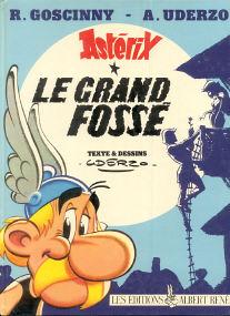 Le Grand Fossé - (Asterix 25)