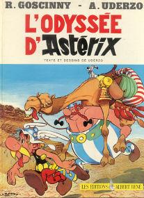 L'Odyssée d'Astérix - (Asterix 26)