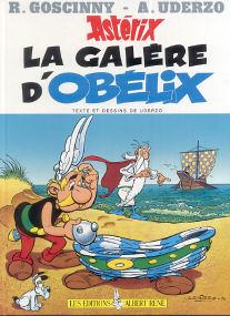 La Galère d'Obélix - (Asterix 30)