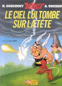 Le Ciel Lui Tombe sur la Tête - (Asterix 33)