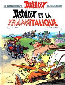 Astérix et la Transitalique - (Asterix 37)