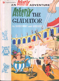 The Gladiator - (Asterix 4)