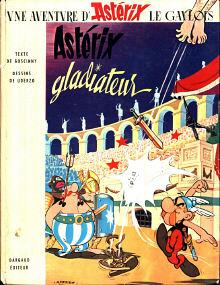 Astérix Gladiateur - (Asterix 4)