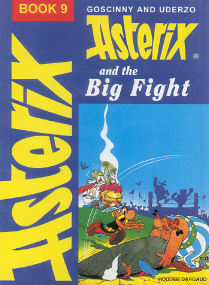 And the Big Fight - (Asterix 7)