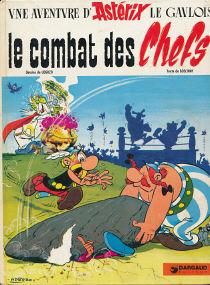 Le Combat des Chefs - (Asterix 7)