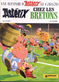 Chez les Bretons - (Asterix 8)