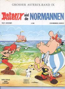 Und die Normannen - (Asterix 9)