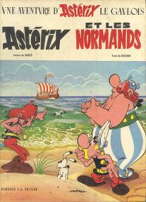 Et les Normands - (Asterix 9)