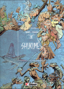 Shukumeï - (Aventure en Jaune 2)