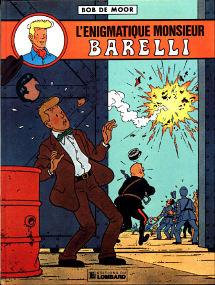 L'Enigmatique Monsieur Barelli - (Barelli 1)