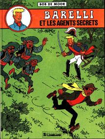 Barelli et les Agents Secrets - (Barelli 2)
