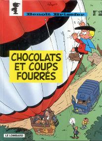 Chocolats et Coups Fourrés - (Benoît Brisefer 12)
