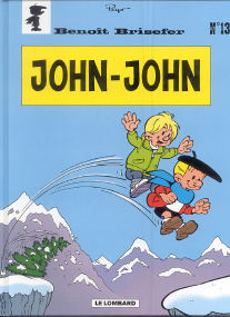 John-John - (Benoît Brisefer 13)