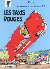 Les Taxis Rouges - (Benoît Brisefer 1)