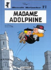 Madame Adolphine - (Benoît Brisefer 2)
