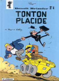 Tonton Placide - (Benoît Brisefer 4)