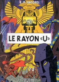 "Le Rayon ""U"" - (Blake et Mortimer 0)"