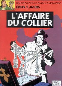 L'Affaire du Collier - (Blake et Mortimer 10)