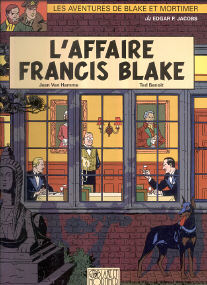 L'Affaire Francis Blake - (Blake et Mortimer 13)