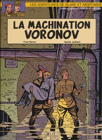 La Machination Voronov - (Blake et Mortimer 14)
