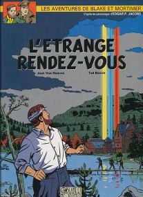 L'Etrange Rendez-Vous - (Blake et Mortimer 15)