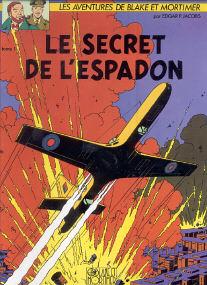 Le Secret de l'Espadon (tome 1) - (Blake et Mortimer 1)