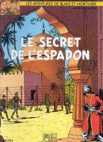 Le Secret de l'Espadon (tome 2) - (Blake et Mortimer 2)