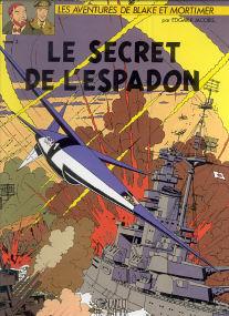 Le Secret de l'Espadon (tome 3) - (Blake et Mortimer 3)