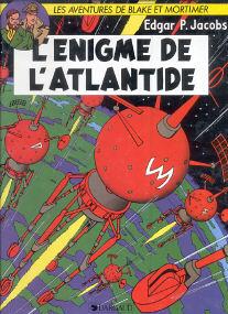 L'Enigme de l'Atlantide - (Blake et Mortimer 7)