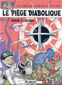 Le Piège Diabolique - (Blake et Mortimer 9)