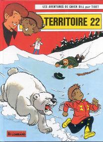 Territoire 22 - (Chick Bill 18)