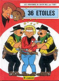 36 Etoiles - (Chick Bill 19)
