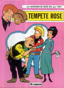 Tempete Rose - (Chick Bill 20)