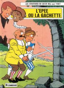 L'Epee ou la Gachette - (Chick Bill 22)