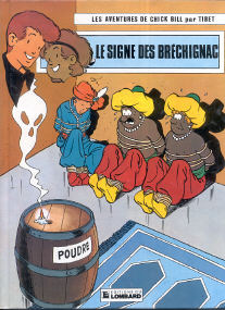 Le Signe des Bréchignac - (Chick Bill 23)