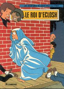 Le Roi d'Eclosh - (Chick Bill 28)