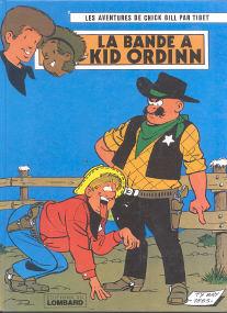 La Bande a Kid Ordinn - (Chick Bill 30)