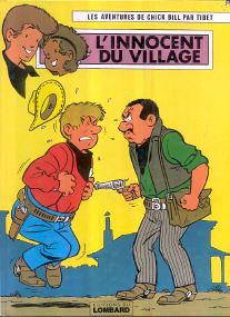 L'Innocent du Village - (Chick Bill 31)